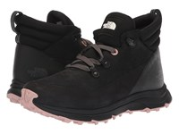 The North Face Raedonda Boot Sneaker Tnf Black Misty Rose Hiking Boots