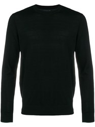 Paul Smith Ps By Crew Neck Sweater Black