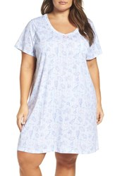 Carole Hochman Plus Size Women's Sleep Shirt