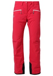 Salomon Whitecliff Gtx Waterproof Trousers Lotus Pink
