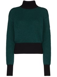 Fusalp Muzelle Colourblock Ribbed Jumper 60