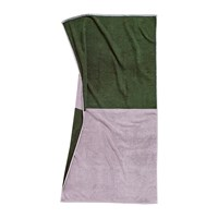 Hay Compose Bath Towel Green