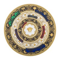 Versace Baroque And Roll Wall Plate 30Cm