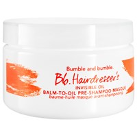 Bumble And Bumble Bb. Hairdresser's Invisible Oil Balm To Oil Pre Shampoo Masque 100Ml