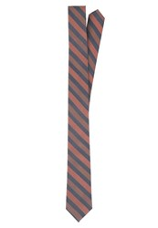 Eterna Tie Olive Orange