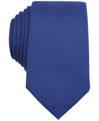 Bar Iii Carnaby Collection Solid Knit Skinny Tie