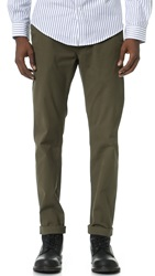 Ben Sherman Chino Pants Forest