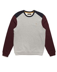 Farah Vintage Sweatshirt With Coloured Panels