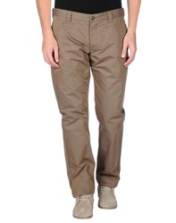 Dekker Trousers Casual Trousers Men Cocoa