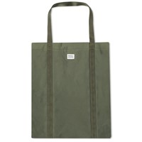 Norse Projects Ripstop Tote Bag Green