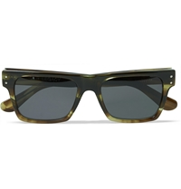 Our Legacy Faith Tortoiseshell Acetate Sunglasses Green