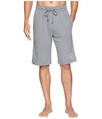 Life Is Good Simply True Lounge Shorts Dark Heather Gray