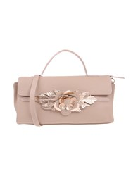 Margot Handbags Pastel Pink
