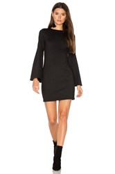 Eight Sixty Bell Sleeve Dress Black