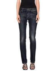 Shaft Denim Denim Trousers Women