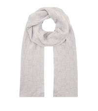 Eskandar Sequin Embellished Scarf Female Grey