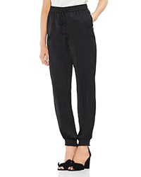 Vince Camuto Smocked Jogger Pants Rich Black