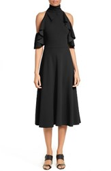 Tracy Reese Women's Midi Dress