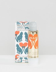 Paul And Joe Limited Edition Make Up For Love Lipstick Colour Changing Lipstick Russian Blue 103 Clear