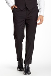 Wd.Ny Solid Suit Separates Pant Black