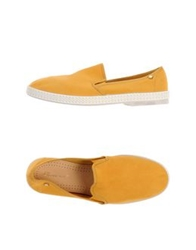 Rivieras Low Tops And Trainers Ocher