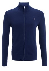 Gant Cardigan Persian Blue Dark Blue