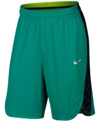 Nike Men's Elite Lift Off Basketball Shorts Rio Teal
