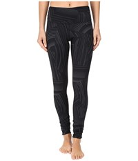 Brooks Greenlight Tights Black Cosmo Asphalt Women's Casual Pants
