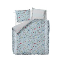 Pip Studio Hummingbirds Blue Duvet Cover Super King