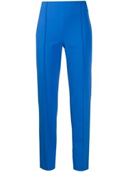 Escada Tapered Pull On Trousers 60