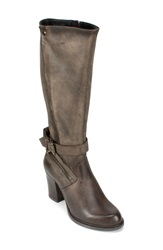 Summit By White Mountain 'Malona' Tall Boot Women Tobacco Leather