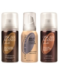 Receive A Free 3 Pc. Gift With 50 Oscar Blandi Purchase