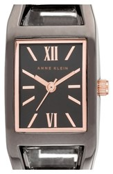 Women's Anne Klein Rectangle Bracelet Watch 17Mm X 36Mm