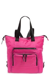 Nordstrom Packable Convertible Backpack Pink Pink Berry