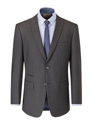 Skopes Danton Suit Jacket Charcoal