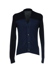 Surface To Air Cardigans Dark Blue