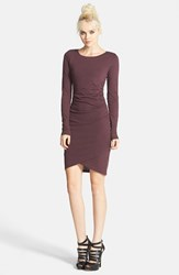 Women's Leith Ruched Long Sleeve Dress