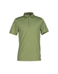 Magliaro Polo Shirts Military Green