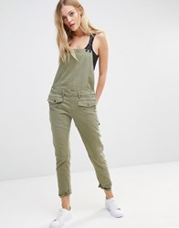 G Star G Star Utility Dungaree Green
