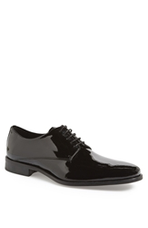 Calibrate 'Reggio' Patent Leather Derby Men Black Patent
