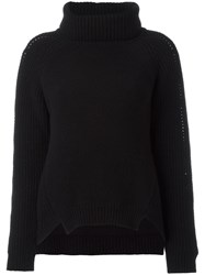Blugirl Turtleneck Jumper Black