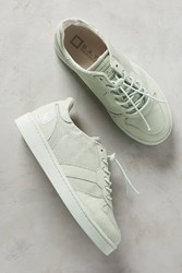 Anthropologie D.A.T.E. Court Mint Sneakers Green
