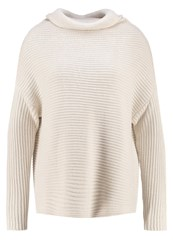 Mavi Jeans Uptown Jumper Birch Off White