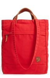 Fjall Raven Fjallraven 'Totepack No.1' Water Resistant Tote Red