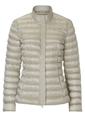 Betty Barclay Quilted Down Jacket White