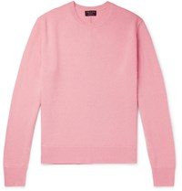 Rag And Bone Haldon Cashmere Sweater Pink