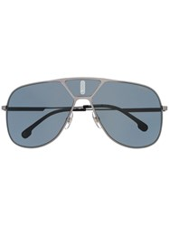 Carrera Lens3s Aviator Sunglasses 60