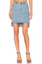 Cheap Monday Warp Skirt Blue