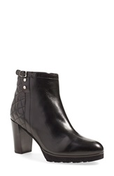 Anyi Lu 'Nicky' Boot Women Black Quilt Nappa