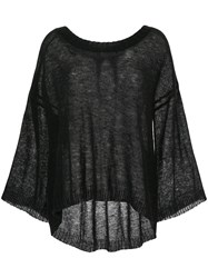 Taylor Embrace Sweater Black